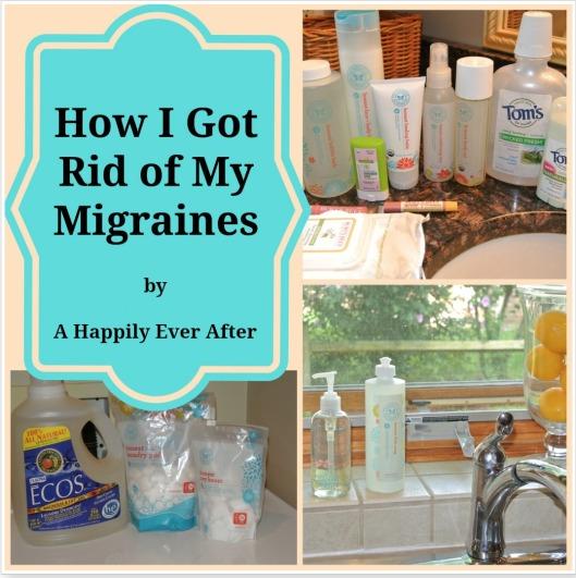 How I got rid of migraines